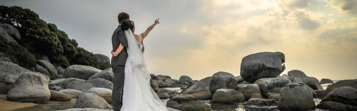 Cape destination wedding